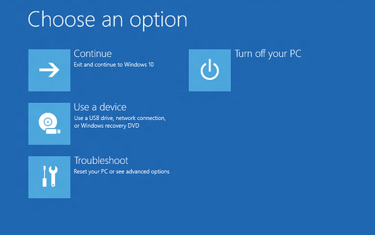 how to access command prompt when windows 10 wont boot How to access Command Prompt when Windows 10 won't boot