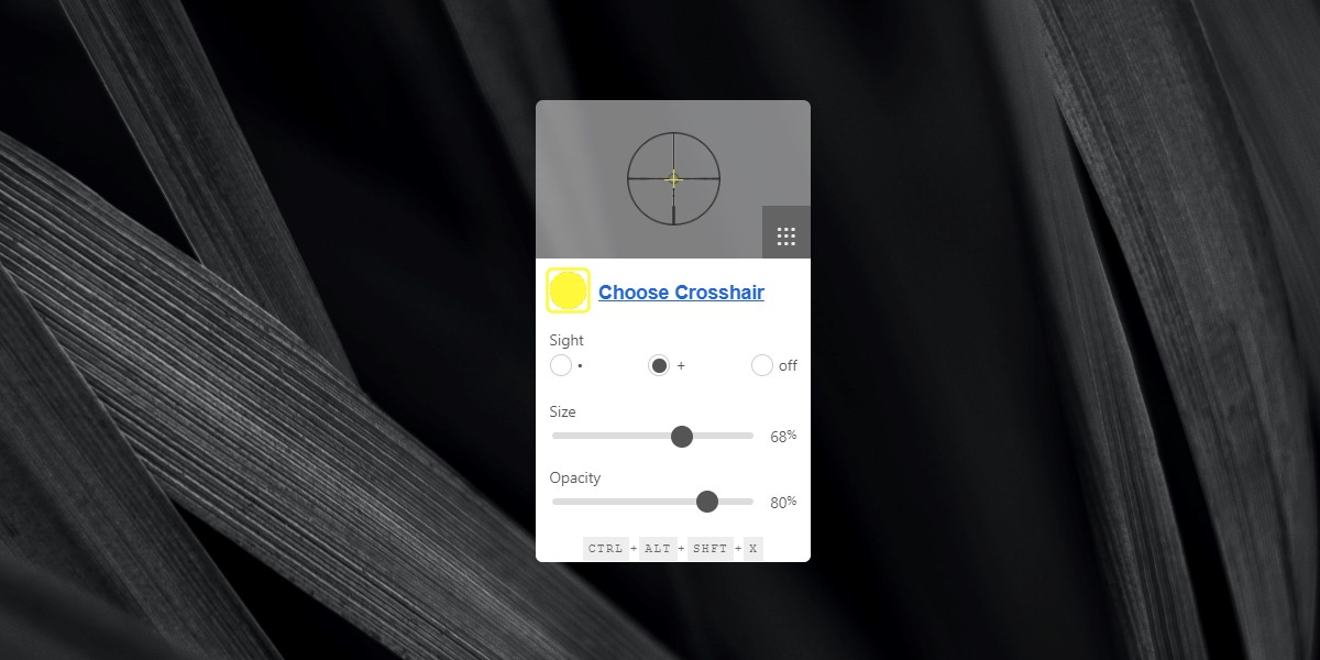 how to add a crosshair to a game on windows 10 1 How to add a crosshair to a game on Windows 10