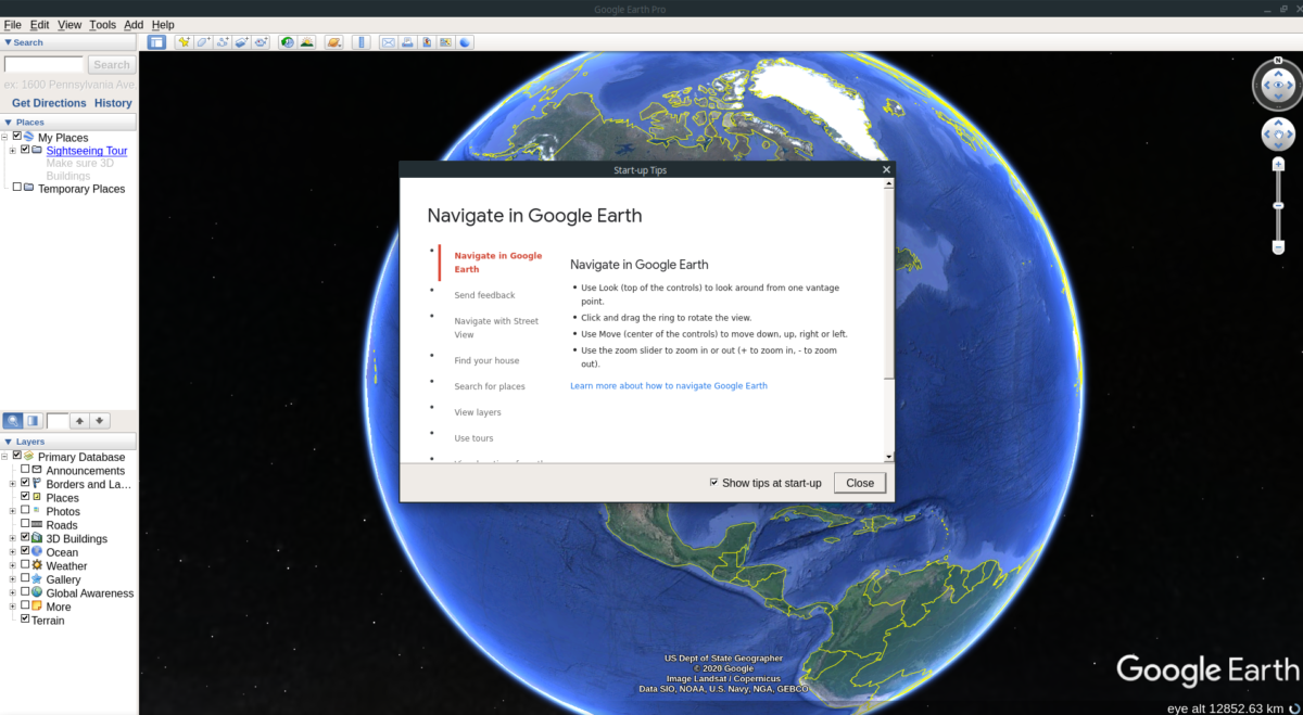 how to install google earth pro on linux 1 How to install Google Earth Pro on Linux