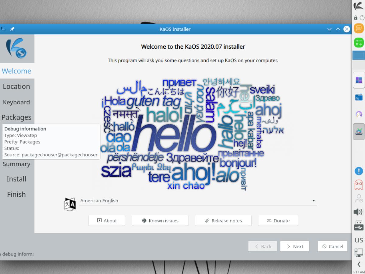 how to install kaos 1 How to install KaOS