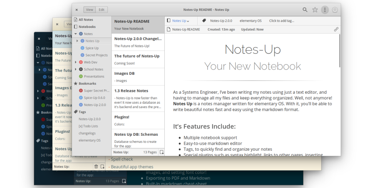 how to install the notes up note app on How to install the Notes-Up note app on Linux