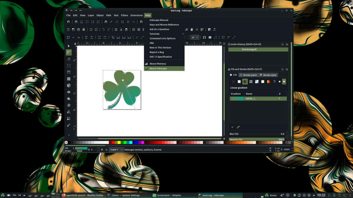 how to install the shamrok gtk theme on linux 1 How to install the Shamrok GTK theme on Linux