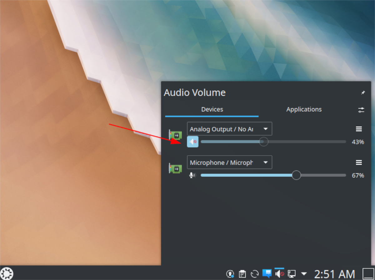 how to mute sound devices on linux 1 How to mute sound devices on Linux