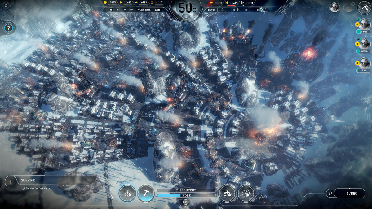 how to play frostpunk on linux 1 How to play Frostpunk on Linux