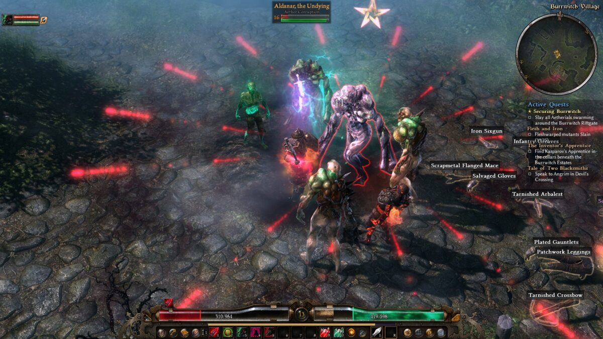 how to play grim dawn on linux 1 How to play Grim Dawn on Linux