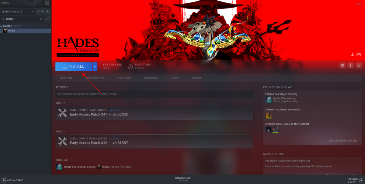 how to play hades on linux 3 How to play Hades on Linux
