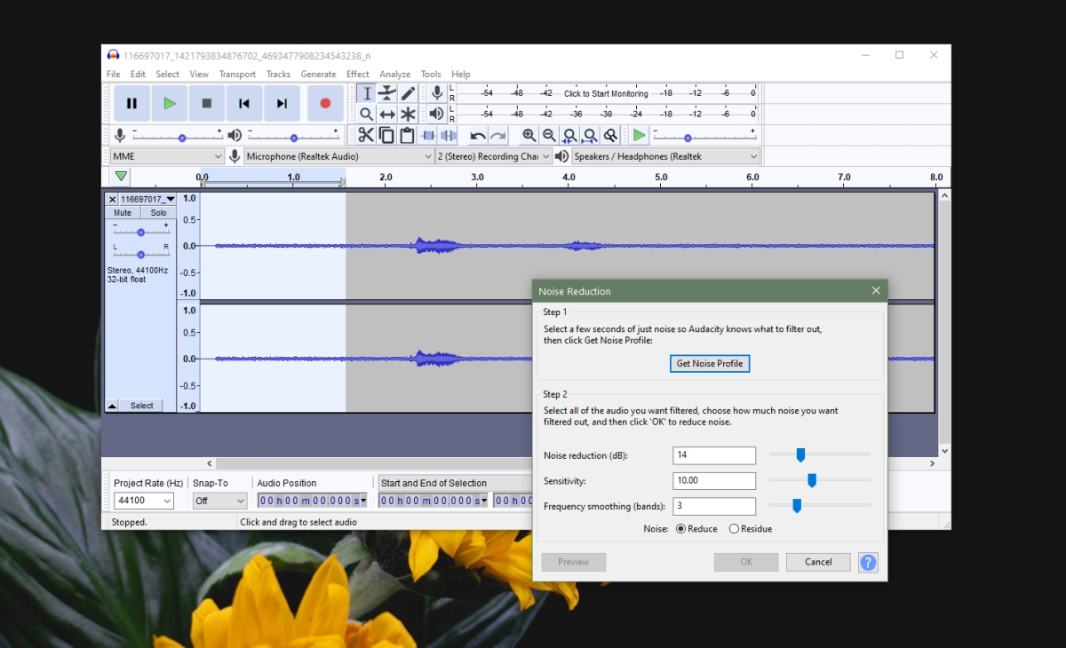 how to remove background noise from a video on windows 10 1 How to remove background noise from a video on Windows 10