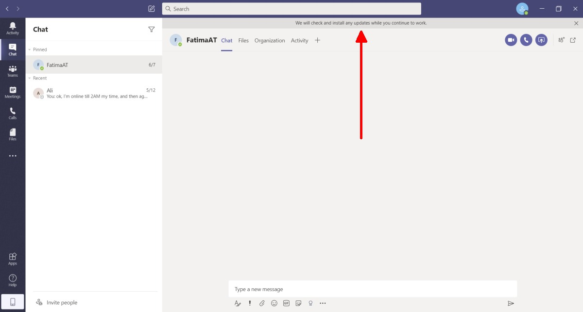 how to update microsoft teams How to update Microsoft Teams