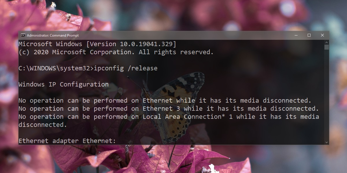 wi fi doesnt have a valid ip configuration windows 10 fixed 2 Wi-Fi Doesn't Have a Valid IP Configuration (Windows 10) – FIXED