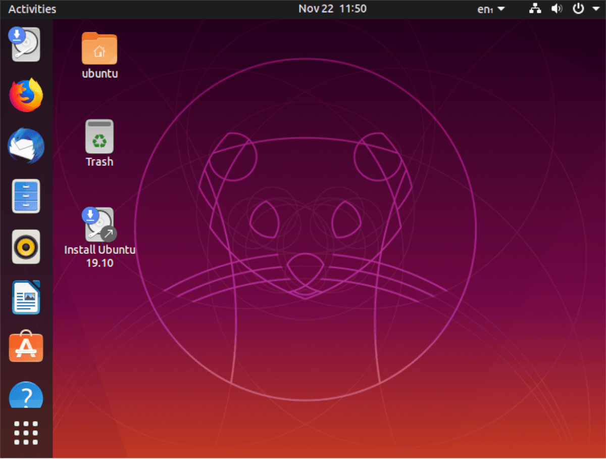 how to hide desktop icons on How to hide desktop icons on Linux