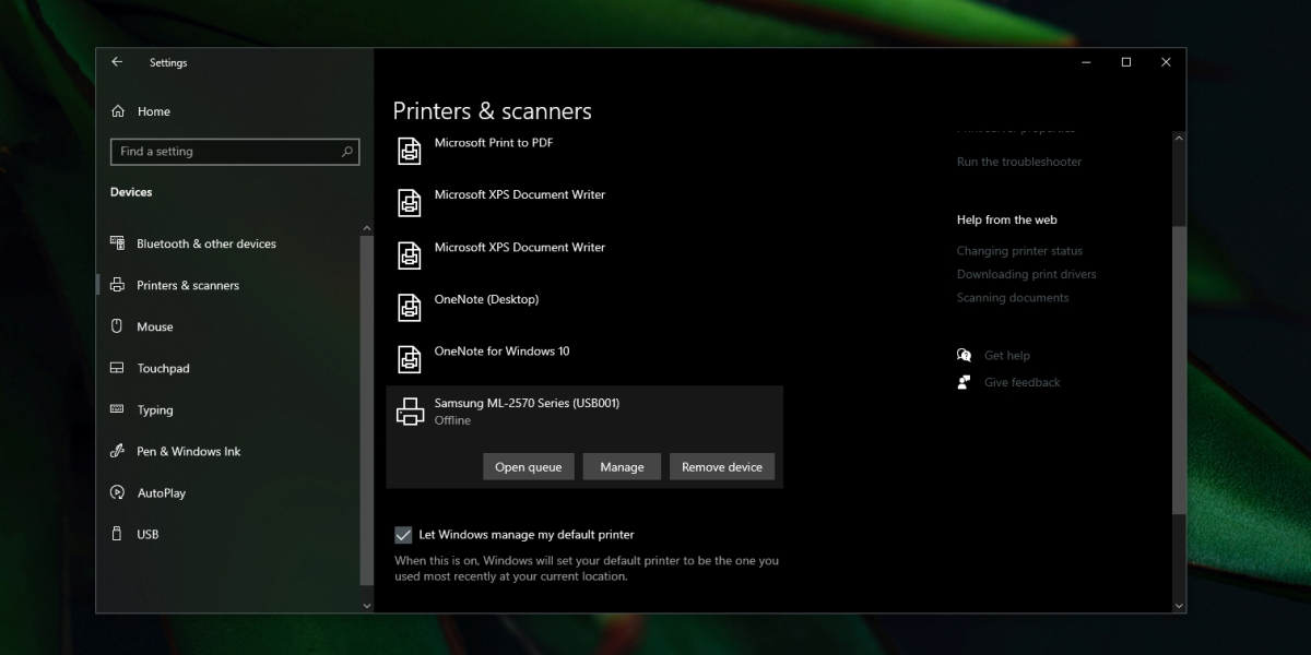 how to install a printer on windows 10 1 How to install a printer on Windows 10