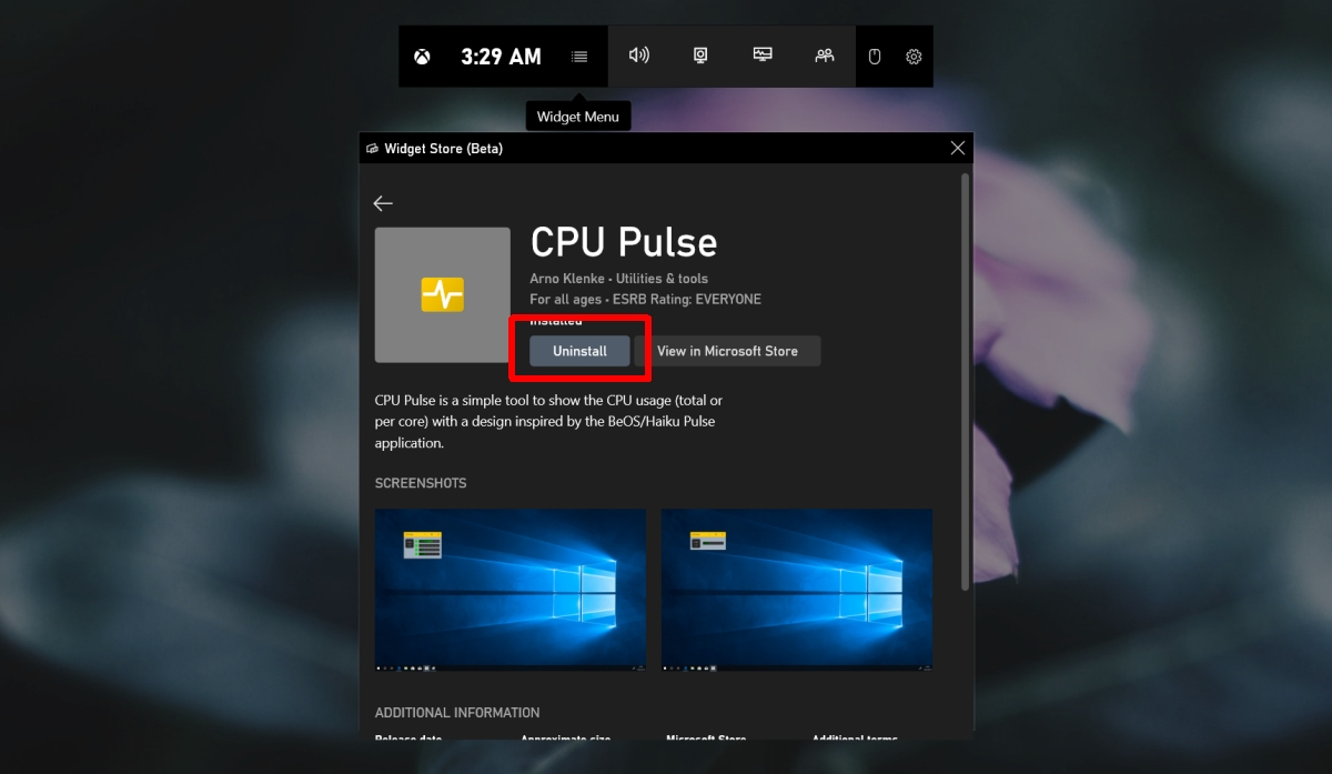 how to install game bar widgets on windows 10 2 How to install Game bar widgets on Windows 10