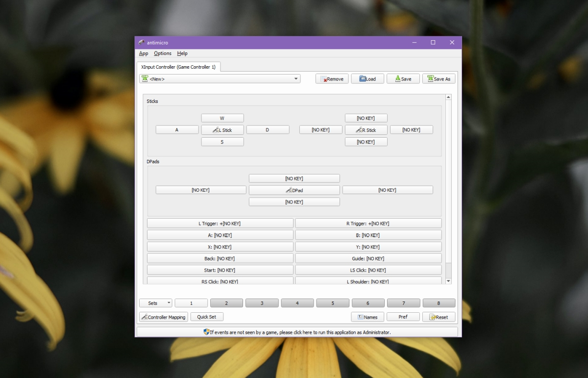 how to map a controller to keyboard keys on windows 10 3 How to map a controller to keyboard keys on Windows 10