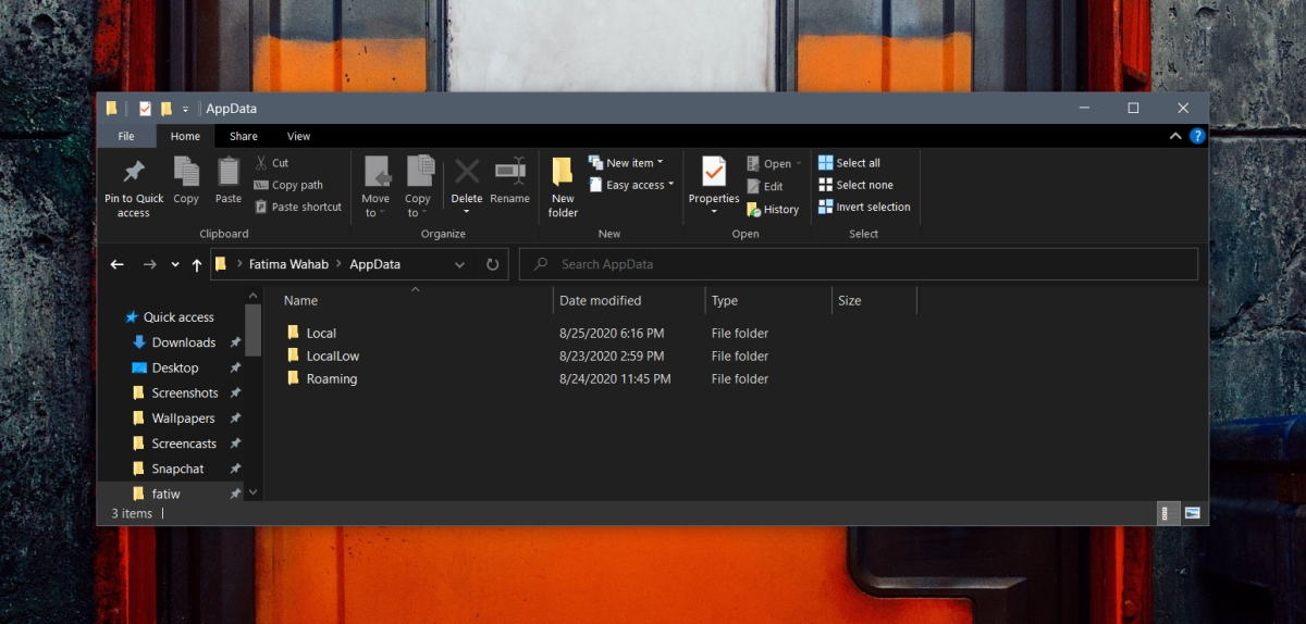 how to move appdata folder on windows 10 How to move AppData folder on Windows 10