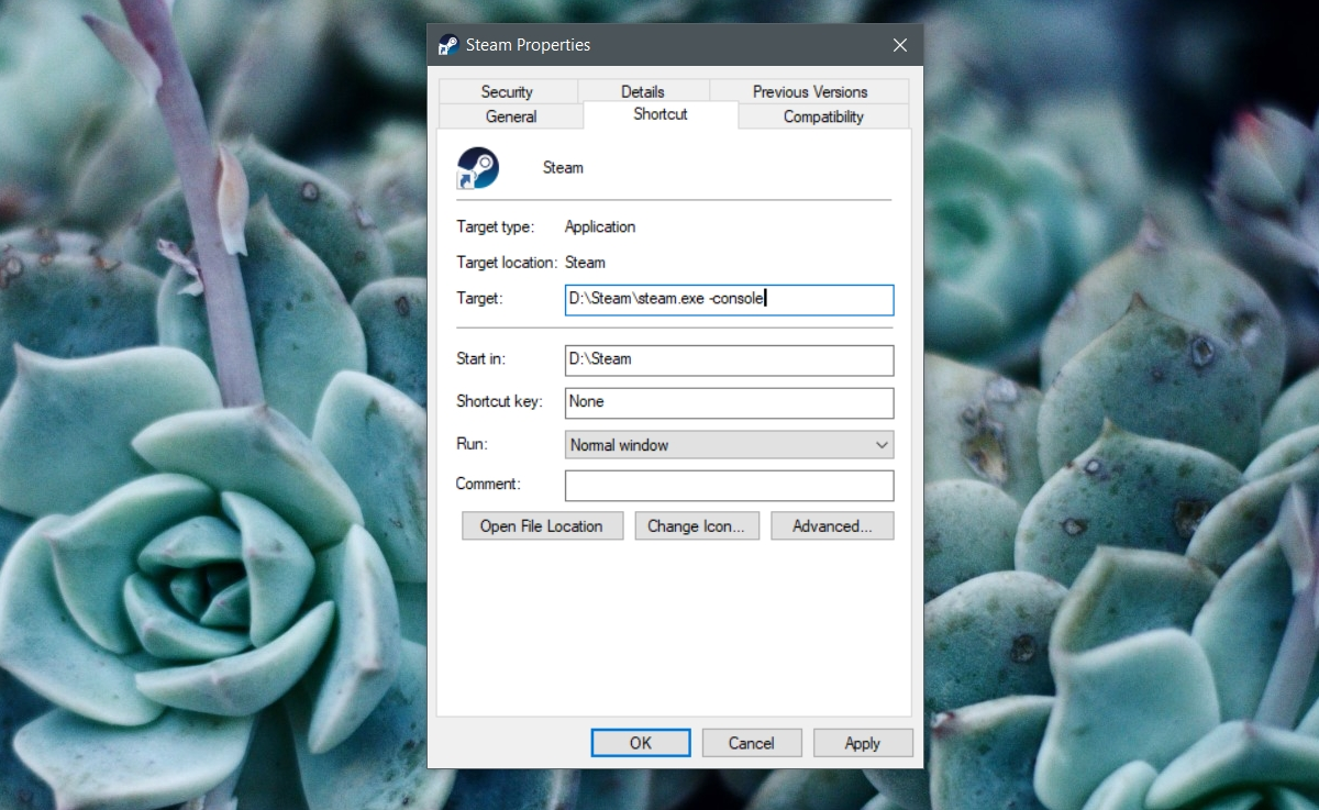 how to open the steam console on windows 10 2 How to open the Steam console on Windows 10