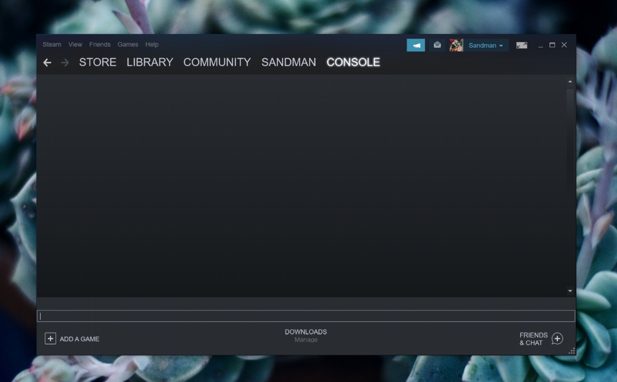 how to open the steam console on windows 10 How to open the Steam console on Windows 10