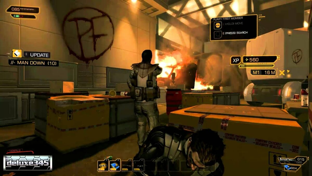 how to play deus ex human revolution on How to play Deus Ex: Human Revolution on Linux