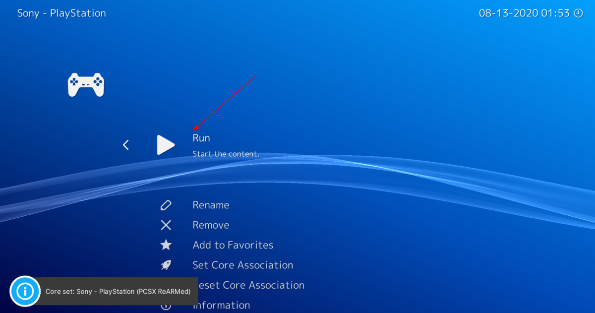 how to play playstation 1 games in retroarch on linux 2 How to play PlayStation 1 games in Retroarch on Linux