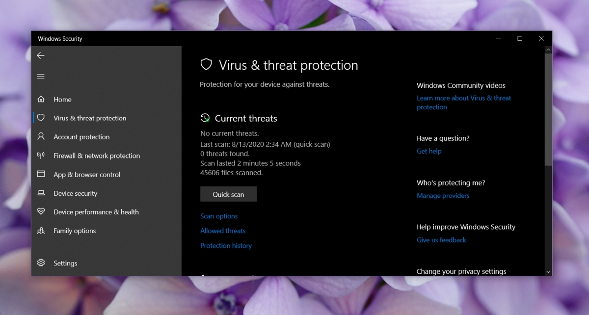 how to recover a file from windows defender on windows 10 How to recover a file from Windows defender on Windows 10
