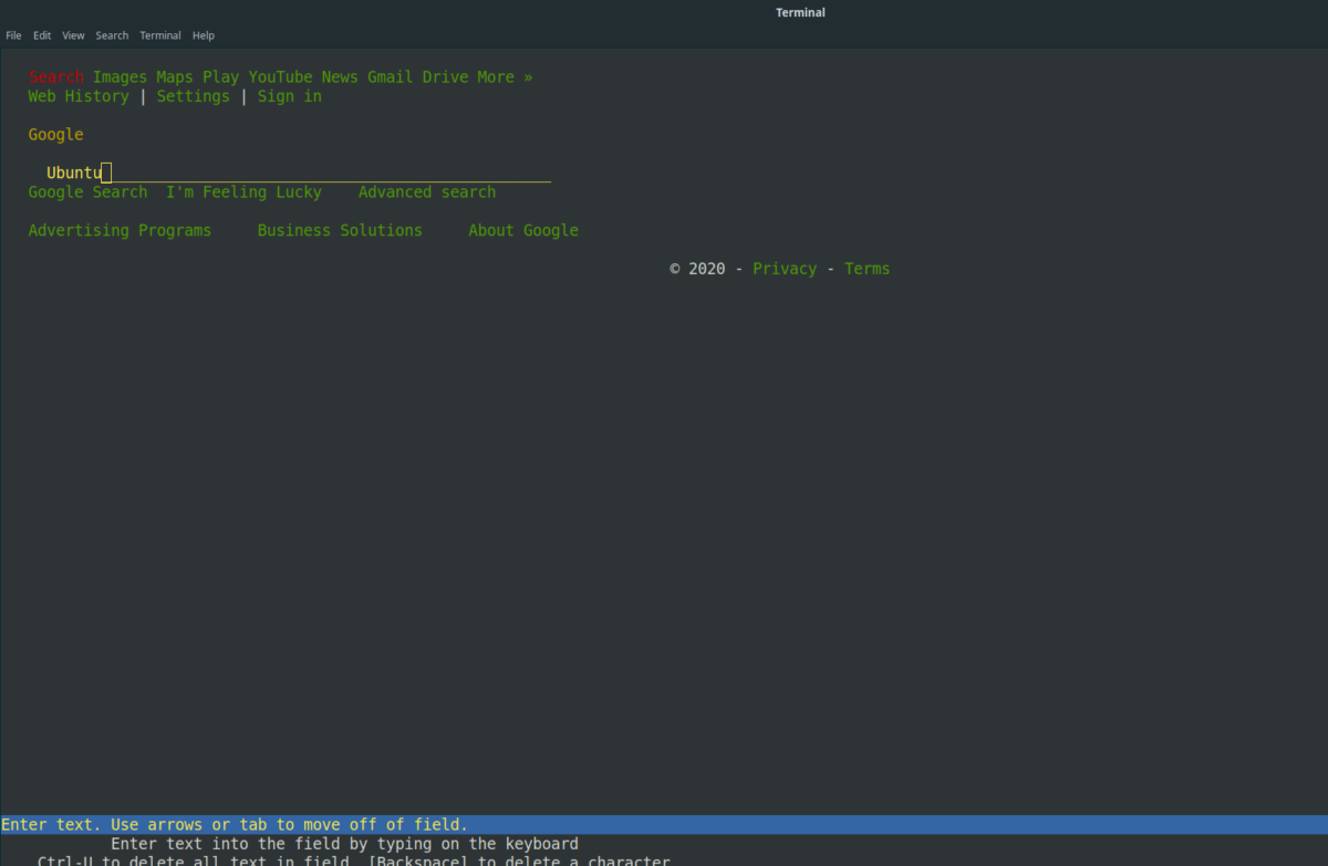 how to search the internet from your linux terminal 1 How to search the internet from your Linux terminal