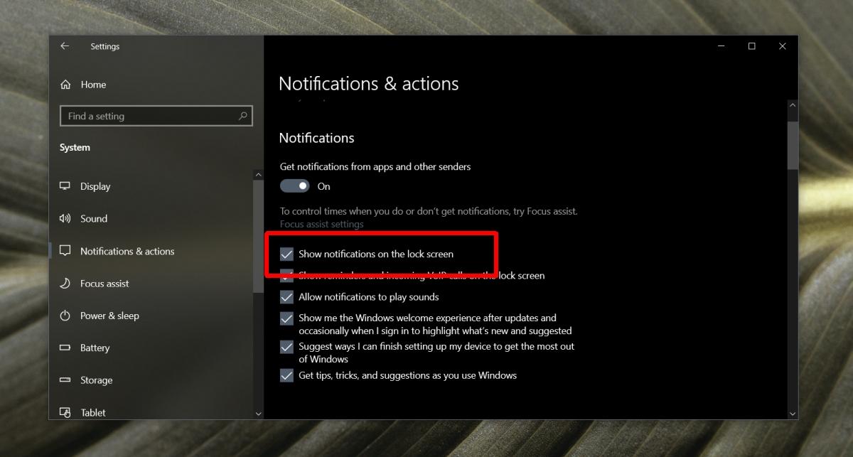 how to turn off microsoft rewards on lock screen on windows 10 2 How to turn off Microsoft Rewards on lock screen on Windows 10