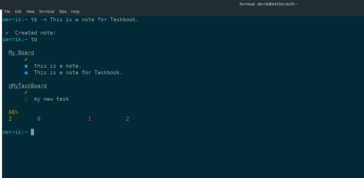 how to use taskbook to manage tasks in the linux terminal 1 How to use Taskbook to manage tasks in the Linux terminal