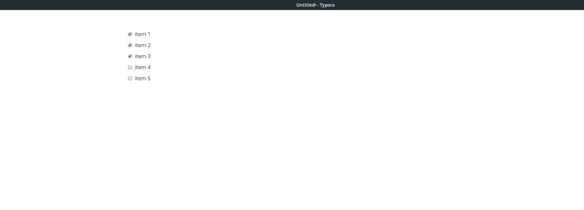 how to use the typora markdown editor on linux 4 How to use the Typora markdown editor on Linux