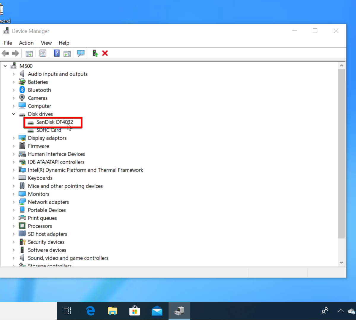 fix 100 disk usage windows 10 task manager 1 FIX: 100% Disk Usage Windows 10 Task Manager