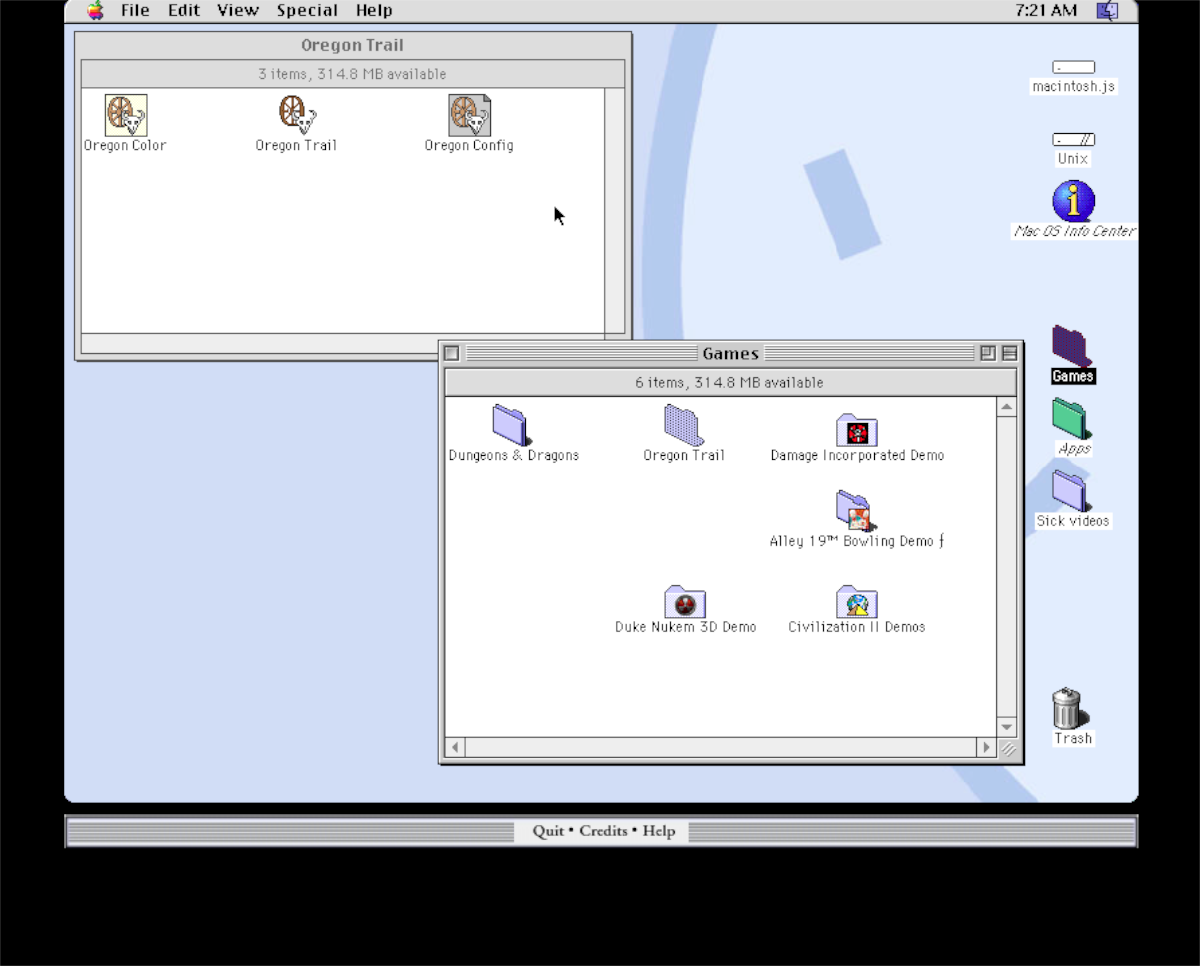 how test out mac os 8 on linux 1 How test out Mac OS 8 on Linux