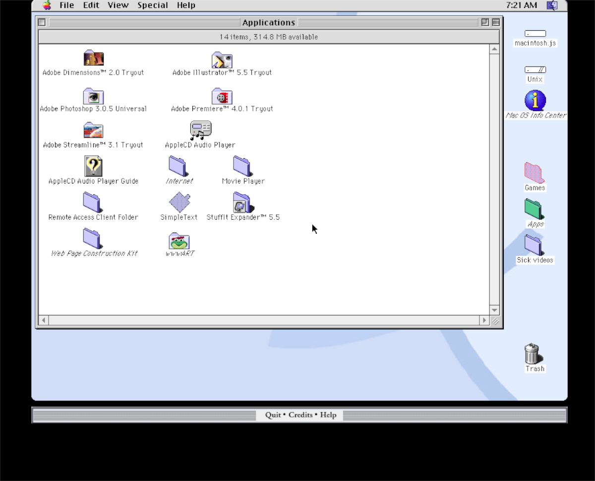 how test out mac os 8 on linux 2 How test out Mac OS 8 on Linux