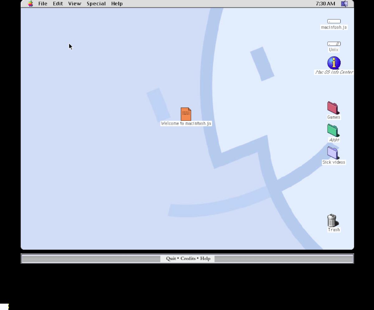 how test out mac os 8 on How test out Mac OS 8 on Linux