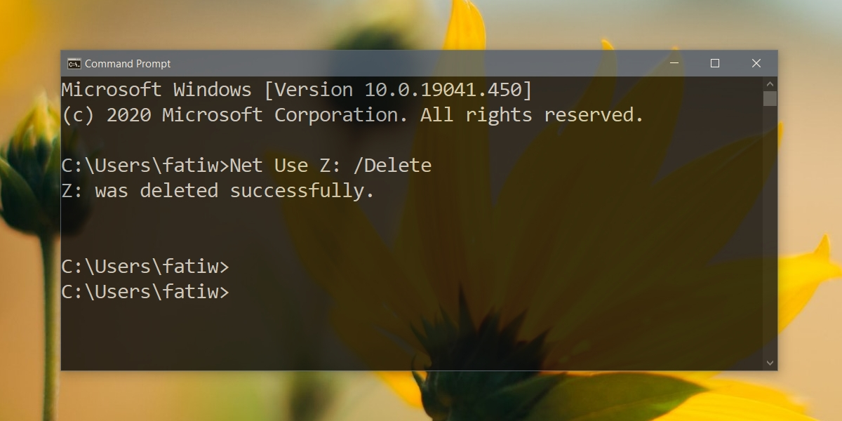 how to delete a network drive on windows 10 1 How to delete a network drive on Windows 10