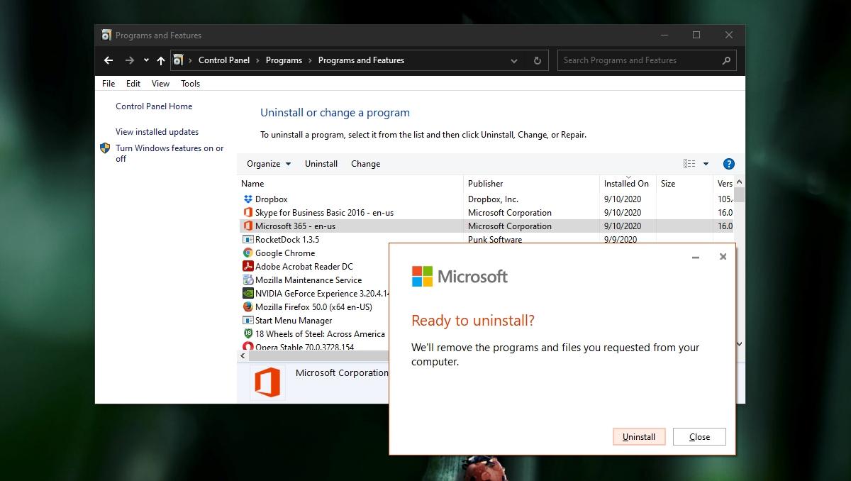 how to fix microsoft office 365 setup freezes on windows 10 1 How to fix Microsoft Office 365 setup freezes on Windows 10