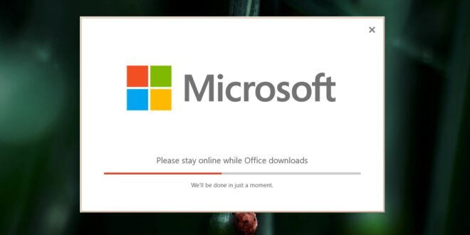 How to fix Microsoft Office 365 setup freezes on Windows 10