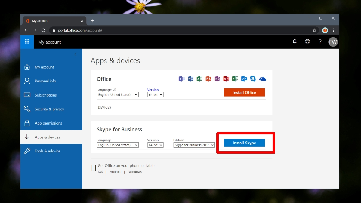 how to install skype for business on windows 10 1 How to install Skype for Business on Windows 10