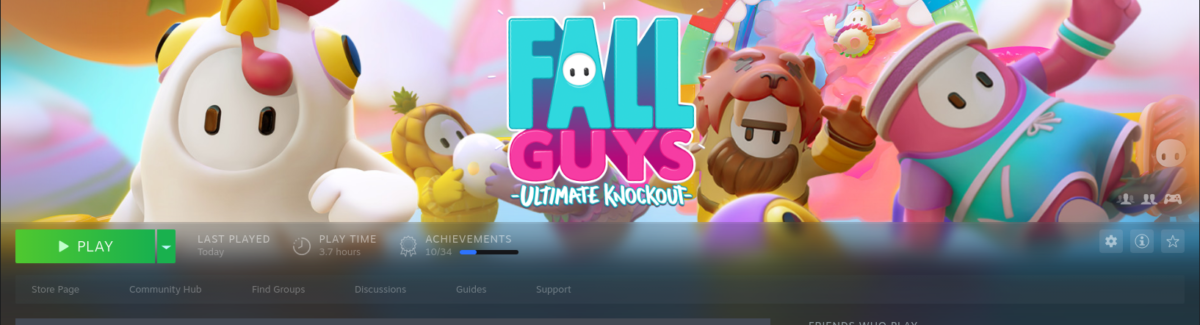 how to play fall guys on linux 3 How to play Fall Guys on Linux