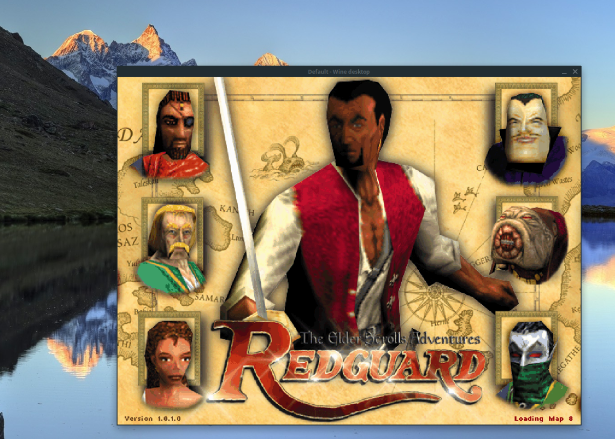 how to play the elder scrolls adventures redguard on linux 2 How to play The Elder Scrolls Adventures: Redguard on Linux