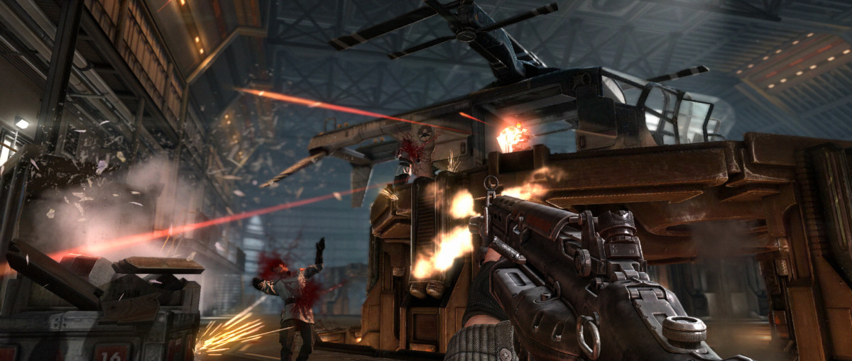 how to play wolfenstein the new order on linux 1 How to play Wolfenstein: the new order on Linux