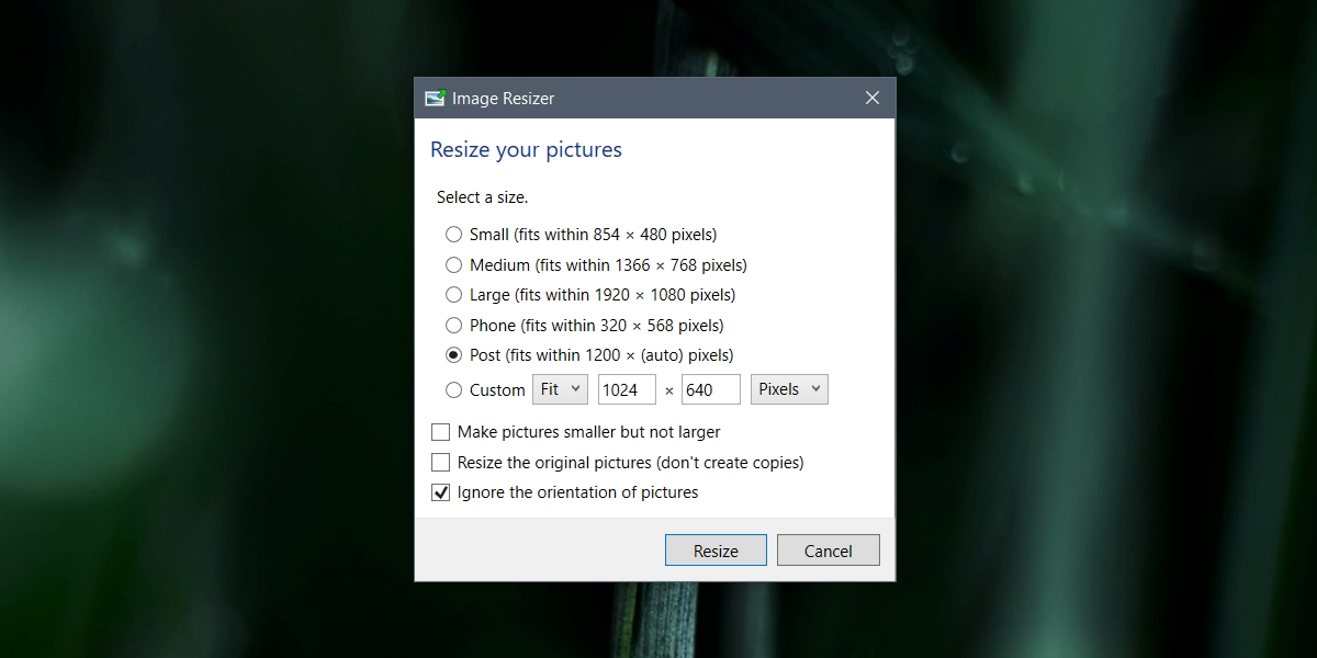 how to resize images on windows 10 3 How to resize images on Windows 10