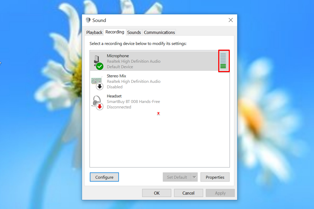 how to test mic on windows 10 and configure it 3 How to Test Mic on Windows 10 (And Configure It)