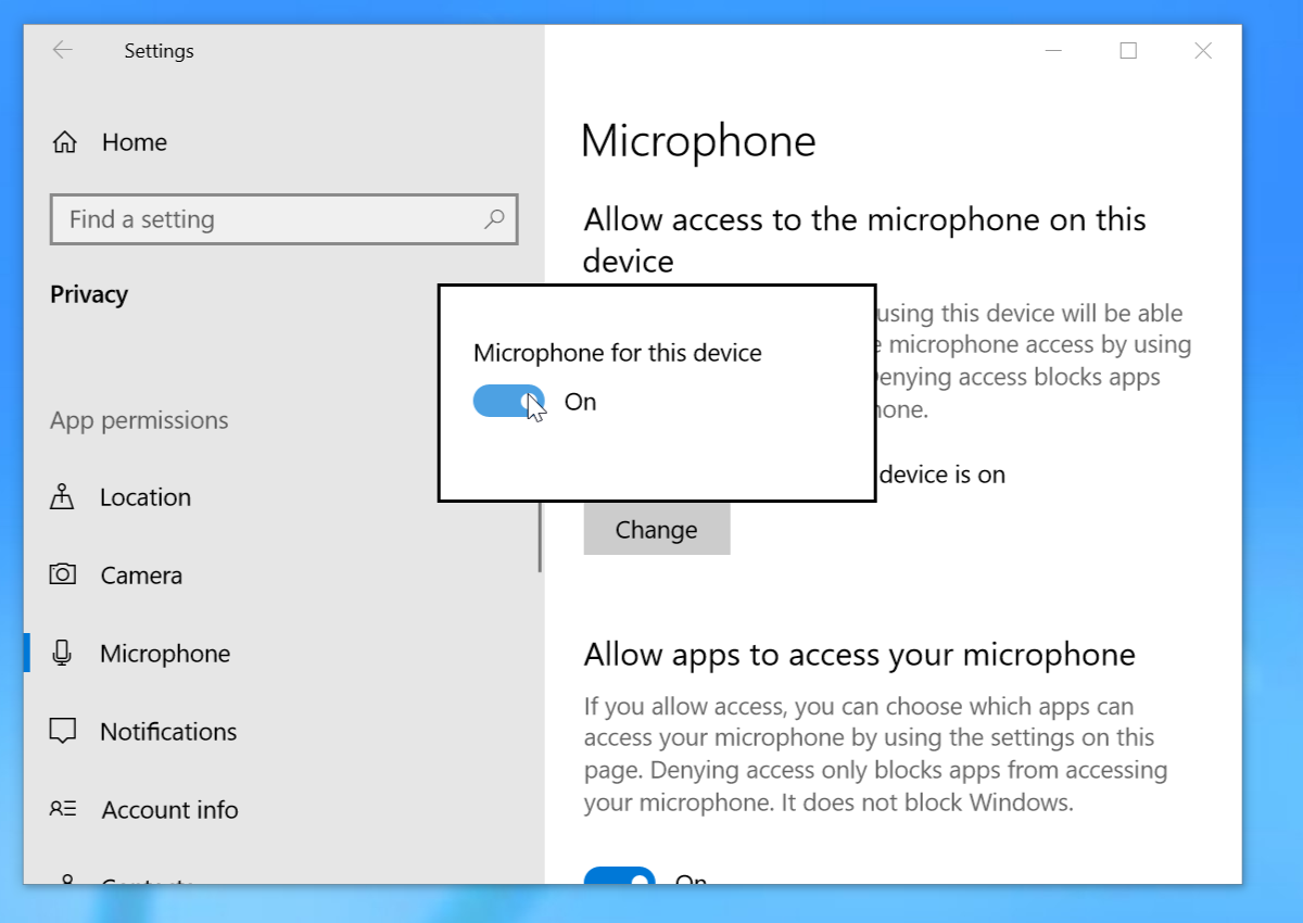 how to test mic on windows 10 and configure it 4 How to Test Mic on Windows 10 (And Configure It)