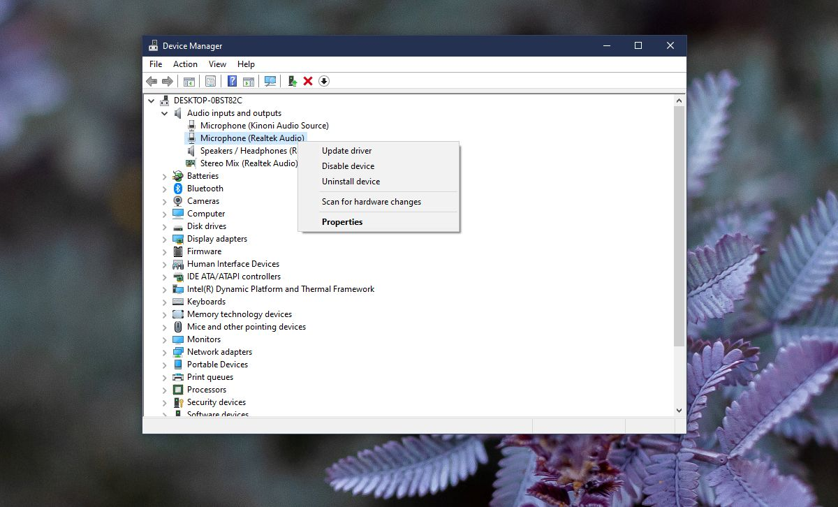 how to turn on microphone on windows 10 fixed 2 How to turn on microphone on Windows 10 [FIXED]