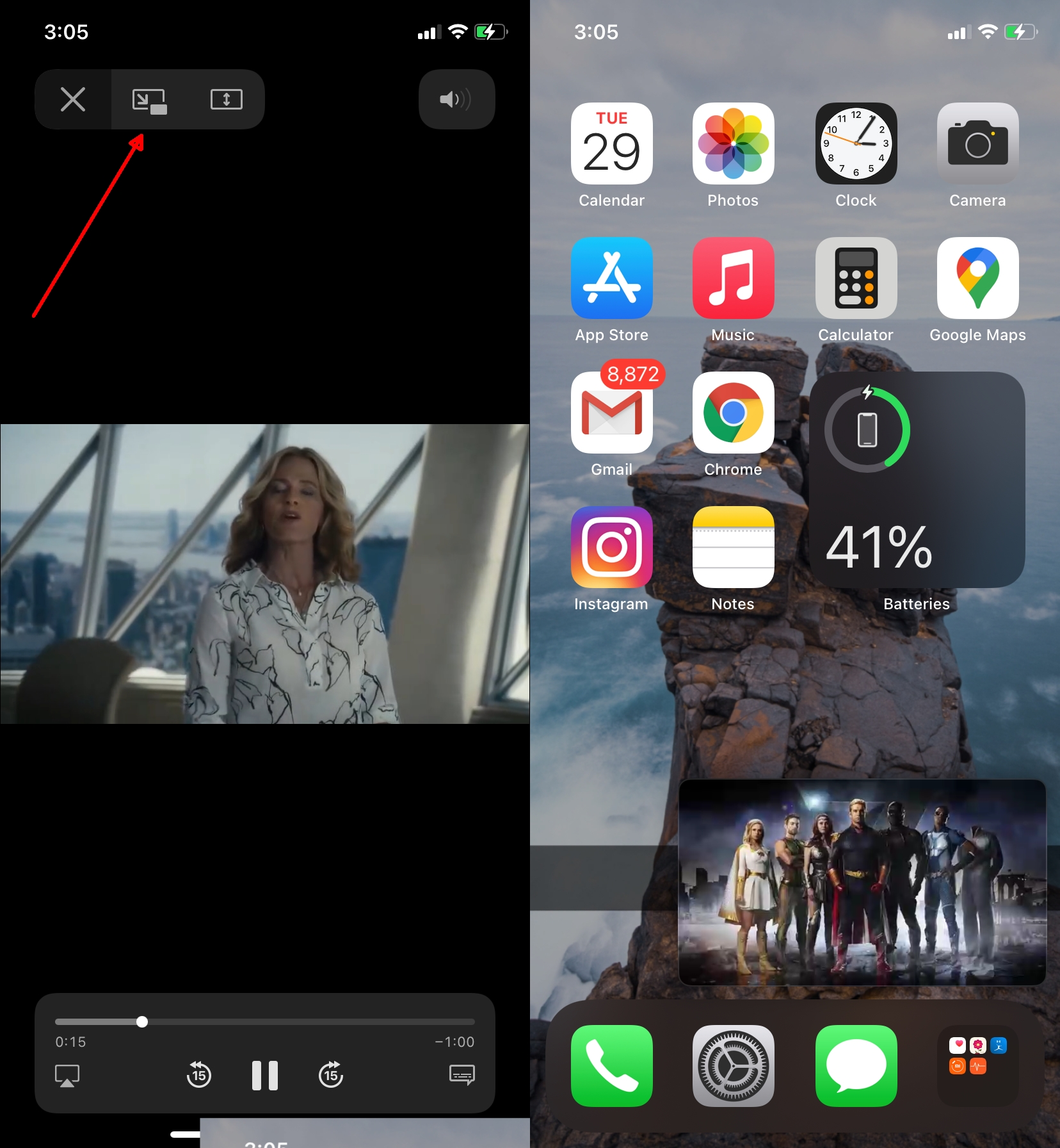 how to watch netflix in picture in picture on iphone 2 How to watch Netflix in Picture in Picture on iPhone