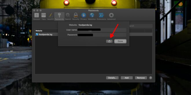 How to Airdrop Safari passwords between Apple devices
