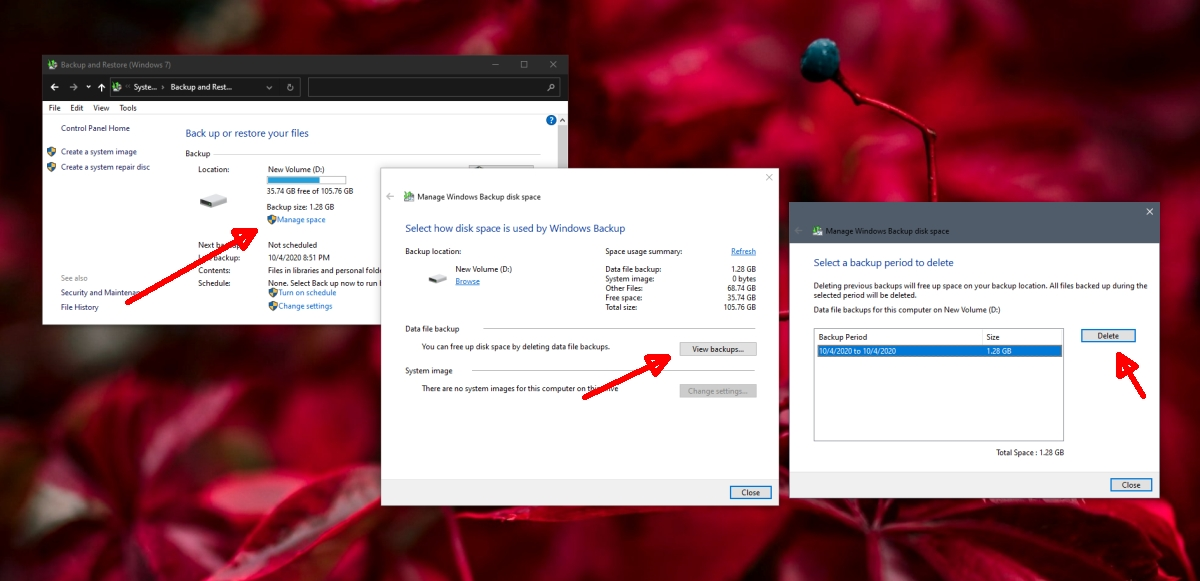 how to change backup schedule on windows 10 2 How to change backup schedule on Windows 10