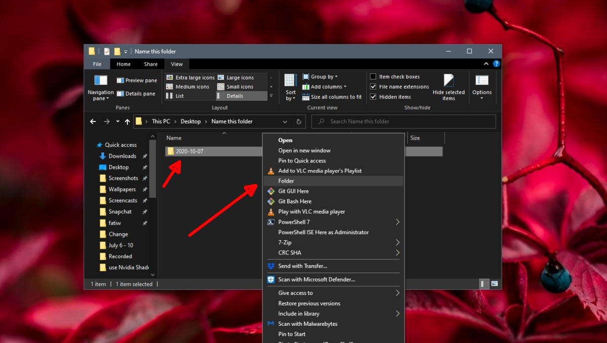 how to change default new folder name on windows 10 3 How to change default new folder name on Windows 10