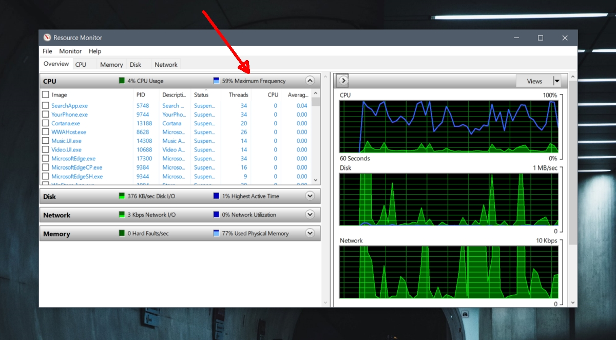 how to check cpu throttling on windows 10 1 How to check CPU throttling on Windows 10