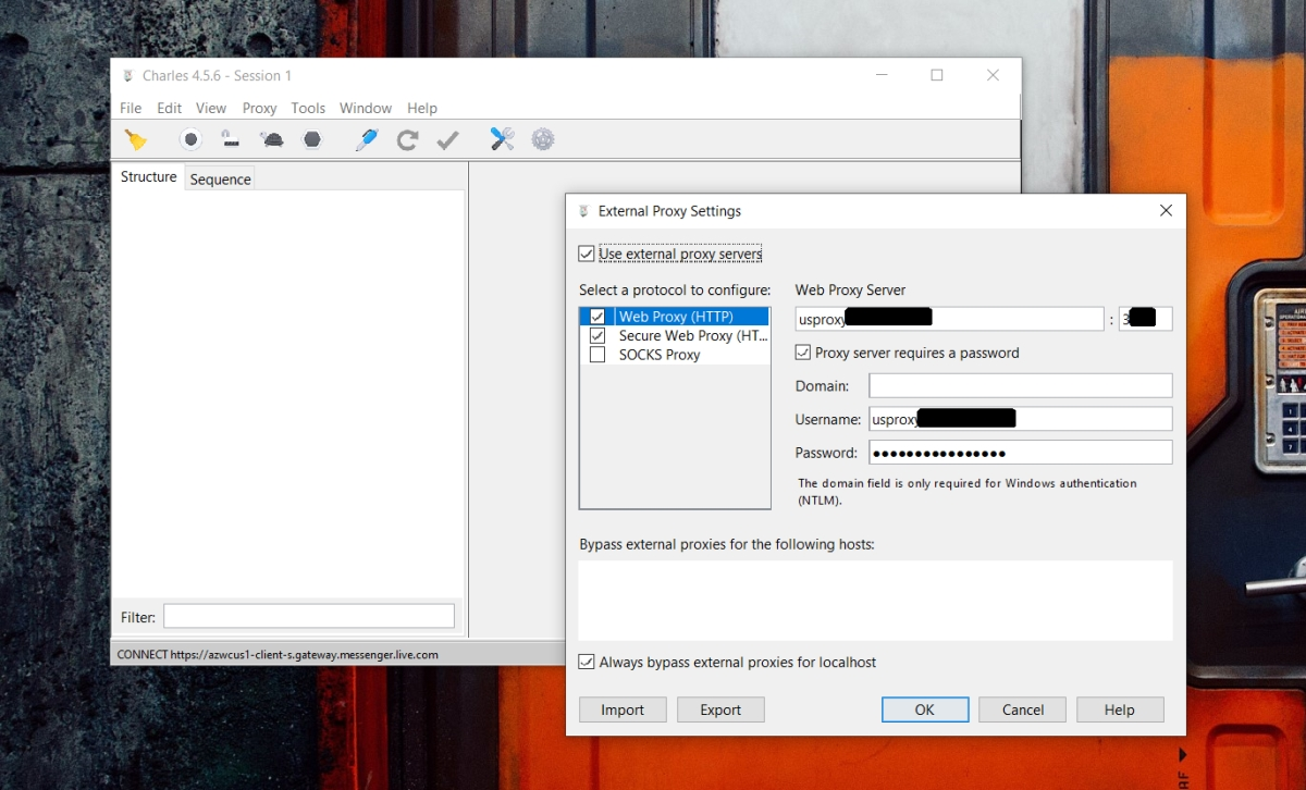 how to configure a proxy on windows 10 2 How to configure a proxy on Windows 10