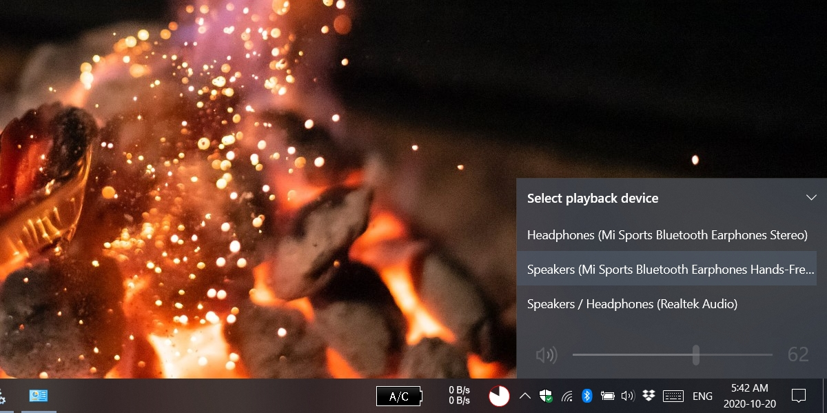 how to fix bluetooth headset mic not recognized by windows 10 1 How to fix Bluetooth headset mic not recognized by Windows 10