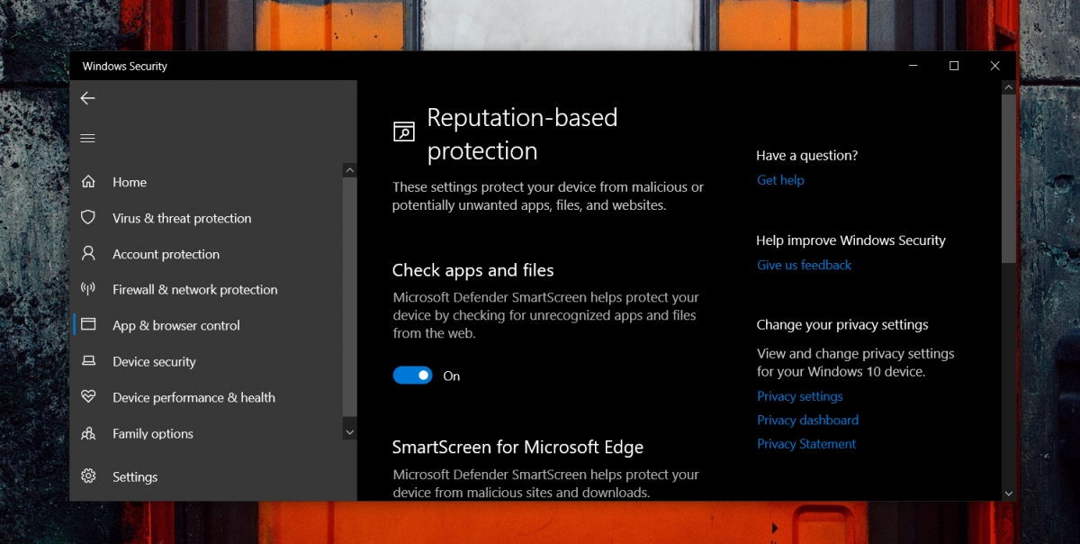 """how to fix smartscreen cant be reached right now on windows 10 2 How to fix """"SmartScreen can't be reached right now"""" on Windows 10"""